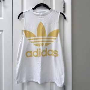Adidas Originals Trefoil Women's Tank Top (S)
